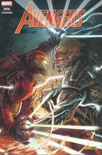 Jason Aaron et Stefano Caselli - Avengers N° 6 : Le projet Ultron.