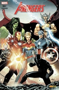 Jason Aaron et Ed McGuinness - Avengers N° 7 : Agents du Wakanda.