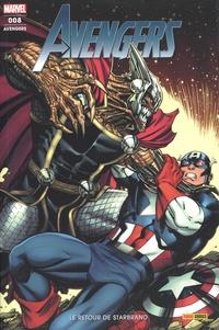 Jason Aaron et Ed McGuinness - Avengers N° 8 : Le retour de Starbrand.