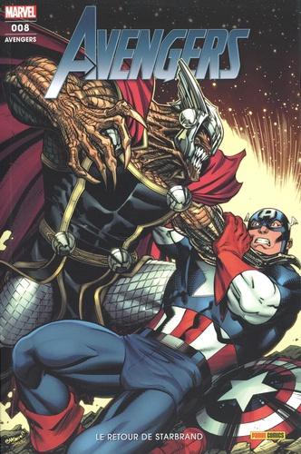 Avengers N° 8 Le retour de Starbrand