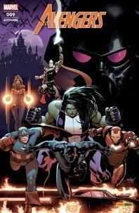 Jason Aaron et David Marquez - Avengers N° 9 : La guerre des vampires.