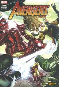 Jason Aaron et Ed McGuinness - Avengers Universe N° 1 : La chute du marteau.