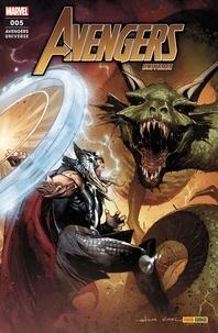 Jason Aaron et Donny Cates - Avengers Universe N° 5 : Comme le feu.
