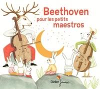 Jean-Michel Coblence - Beethoven pour les petits maestros (CD).
