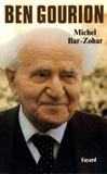 Michel Bar-Zohar - Ben Gourion.