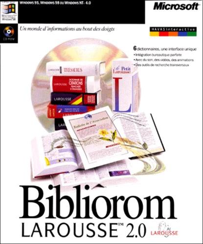 dictionnaire bibliorom