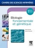 Gabriel Perlemuter et Sophie Rousset - Biologie fondamentale et génétique - UE 2.1 UE 2.2.