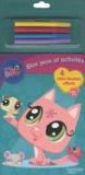 Hachette - Bloc jeux et activités Littlest Petshop.