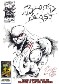 Vortex Comix - Blood Beast.