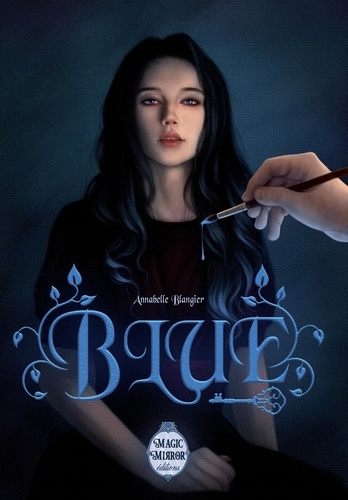 Annabelle Blangier - Blue.