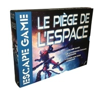 Marabout - Boîte de jeu Escape Game - Le piège de l'espace.