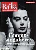 Pauline Toulet - Books N° 103, décembre 201 : Femmes singulières.