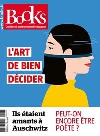Olivier Postel-Vinay - Books N° 106, avril 2020 : L'art de bien décider.