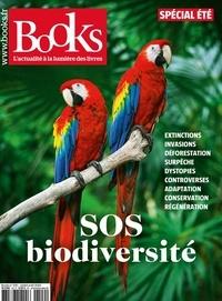 Books Editions - Books N° 109, juillet-août : L'extinction des espèces.