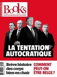 Olivier Postel-Vinay - Books N° 111, octobre 2020 : La tentation autocratique.