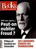 Olivier Postel-Vinay - Books N° 87, janvier-févri : 100 ans après... Peut-on oublier Freud ?.