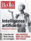 Olivier Postel-Vinay - Books N° 94, février 2019 : Intelligence artificielle - Menace sur Sapiens.
