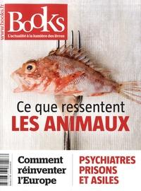 Olivier Postel-Vinay - Books N° 98, juin 2019 : Ce que ressentent les animaux.