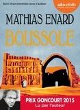 Mathias Enard - Boussole. 2 CD audio MP3