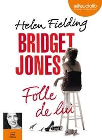 Helen Fielding - Bridget Jones, folle de lui. 1 CD audio MP3