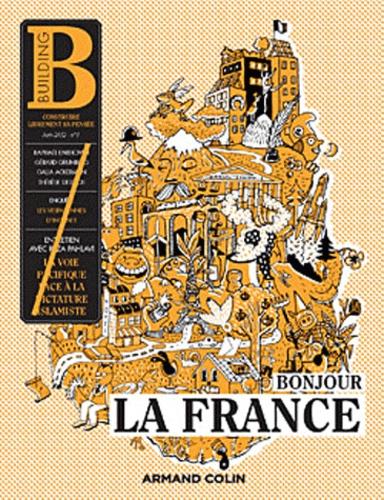 Michel Taubmann - Building N° 3 - Juin 2012 : Bonne chance la France !.