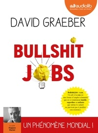 David Graeber - Bullshit Jobs. 2 CD audio MP3