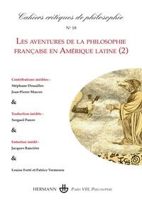 Bruno Cany - Cahiers critiques de philosophie N° 18 : .