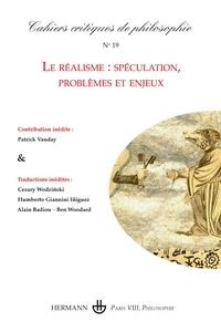 Bruno Cany - Cahiers critiques de philosophie N° 19, décembre 2017 : .