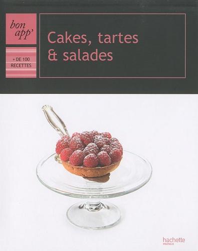 Hachette - Cakes, tartes et salades.