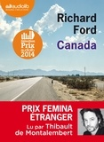 Richard Ford - Canada. 1 CD audio MP3