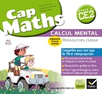 Roland Charnay et Stéphanie Neumayer - Cap Maths CE2 - Calcul mental. 1 Clé Usb