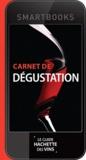 Hachette - Carnet de dégustation.