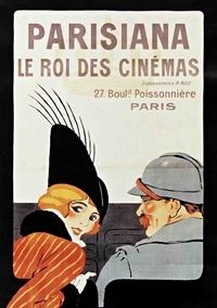 Pichon - Carnet ligné Le roi des cinémas.