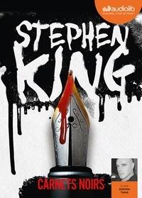 Stephen King - Carnets noirs. 2 CD audio MP3