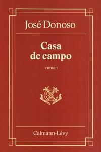 José Donoso - Casa de campo.