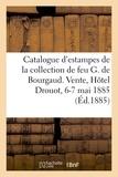 Pillet et dumoulin Typographie - Catalogue d'estampes, portraits, eaux-fortes modernes, dessins.