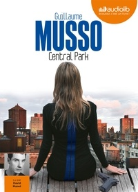 Guillaume Musso - Central Park. 1 CD audio MP3