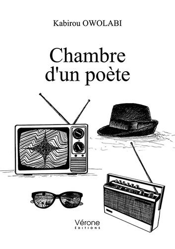 Kabirou Owolabi - Chambre d'un poète.