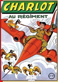 Mat - Charlot au régiment.