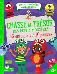 N'Joy et Benjamin Bouchet - Chasse au trésor des petits monstres - 45 min de jeux / 10 joueurs.