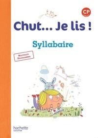 Joëlle Thébault et Annick Vinot - Chut... Je lis ! CP - Syllabaire.