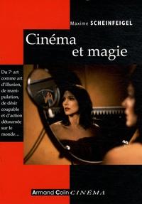 Maxime Scheinfeigel - Cinéma et magie.