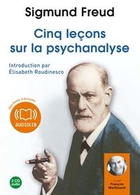 Cinq lecons sur la psychanalyse - 2 CD audio.pdf