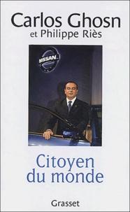 Carlos Ghosn - Citoyen du monde.