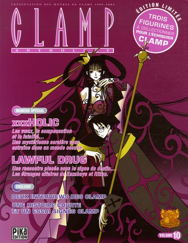 Clamp - Clamp Anthology N° 10 : .