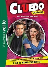 Hachette - Cluedo Enquêteurs - Tome 2.