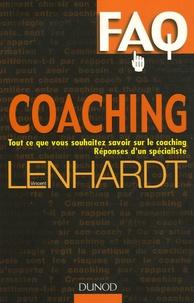 Vincent Lehnardt - Coaching - Tout ce que vous souhaitez savoir sur le coaching. Réponses d'un spécialiste.