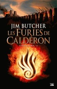 Jim Butcher - Codex Aléra Tome 1 : Les furies de Calderon.