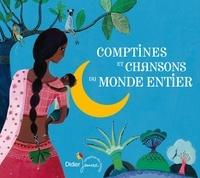 Aurélia Fronty - Coffret - Comptines et chansons du monde entier (CD) - Coffret 3 CD.
