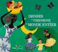 Anonyme - Coffret - Danses et chansons du monde entier (CD) - Coffret.